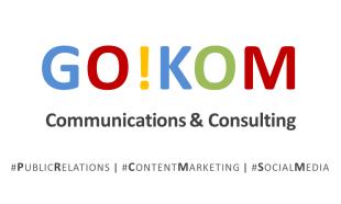 GO!KOM Communications · #PublicRelations   #ContentMarketing   #SocialMedia