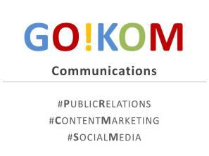 GO!KOM Communications, Neckargemünd - #PublicRelations   #ContentMarketing   #SocialMedia