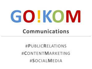 GO!KOM Communications, Neckargemünd - #PublicRelations | #ContentMarketing | #SocialMedia
